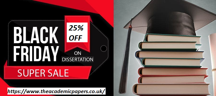 Black Friday and Cyber Monday Package Deals: Special Discounts on Essays, Dissertation, Assignments By The Academic Papers UK