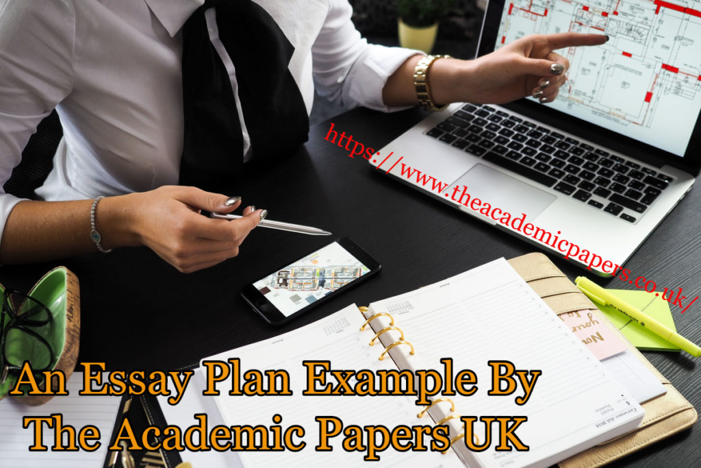 An Essay Plan Example By The Academic Papers UK
