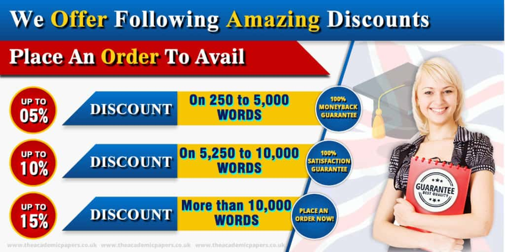 Academic Papers - discounts offers